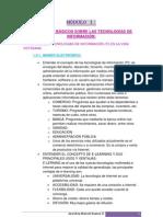 USO DE LAS TECNOLOGÍAS DE INFORMACIÓN (TI) EN LA VIDA COTIDIANA