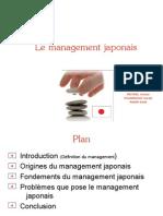 Le Management Japonais