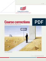 Course Corrections