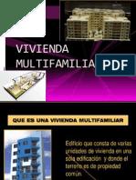 VIVIENDA MULTIFAMILIAR JUEVES