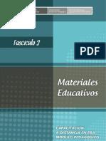 Pedagógico - Fasciculo 3