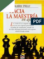 Hacia la Maestria en Ajedrez - O´Kelly_