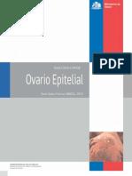 CA Ovario Epitelial