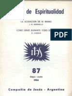 Bergoglio 1984 Acusacion Mismo