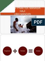 Evaluasi Praktek Manasik Haji