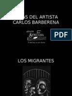 Obras Del Artista Carlos Barberena