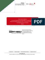 Torres. 2008. La Ley de Desarrollo Rural Sustentable y El Campo Mexicano