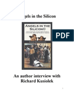 Angels in the Silicon - author interview