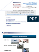 Aerodynamics Recent Developements