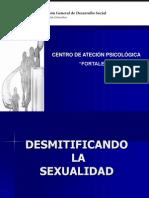 Desmitificando La Sexualidad[1]