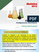 configuración electronica 3