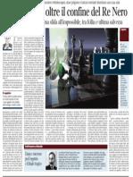Pietro Citati su «La novella degli scacchi» di Stefan Zweig - Corriere della Sera 23.06.2013