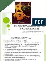 De Neuronas, Emociones y Motivaciones