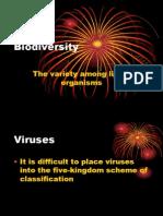 22.1 Biodiversity 2012