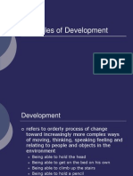 Principes of Development