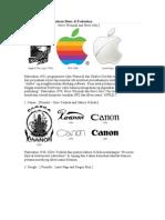 10 Sejarah Logo Perusahaan Besar