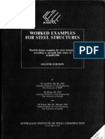 AISC-Worked Examples for Steel Structures