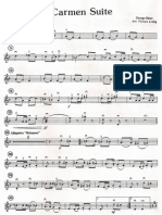 Violino 1 - Carmen Suite
