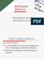 REPRESENTAÇAO DESCRITIVA II