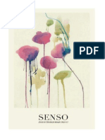 Cover options for our Senso newsletter
