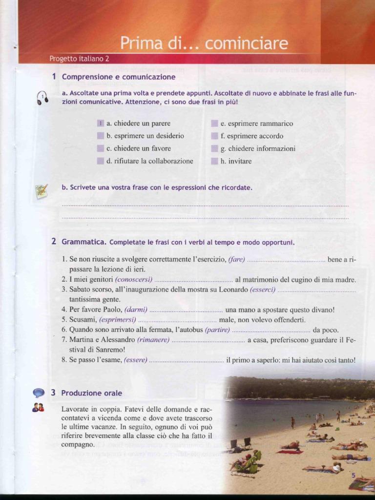 Progetto italiano 1 pdf scribd downloader
