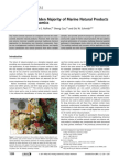Accessing the Hidden Majority of Marine Natural Products Through Metagenomics