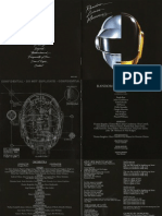 Digital Booklet - Random Access Memories