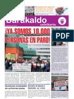 8º Numero Periodico contra los recortes y chanchullos municipales