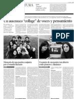 Entrevista Caminos Heraldo