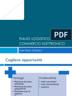 Piano Logistico