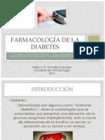 Farmacologia Diabetes; resistencia a la insulina; diabetes gestacional