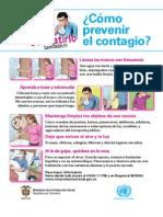 Prevencion_A(H1N1)_Volante Educativo Ministerio Proteccion Col