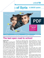 Children of Syria Newsletter 20 June 2013-English