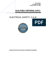 UFC Electrical Safety O&M