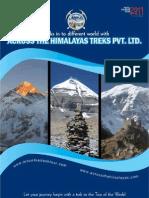Brochuremt Kailash