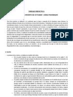 UNIDAD DIDÁCTICA - Jorge Manrique