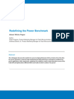 Redefining the Power Benchmark