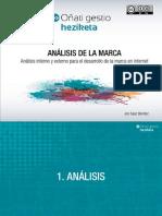 Analisis de La Marca