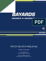 1265221220_Bayards Friction Stir Welding Presentation