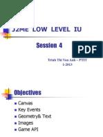 04-J2ME-LowLevelIU