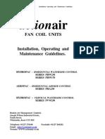 Fan Coil O+M 2005
