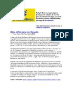 Banco do Brasil – Escriturário 2010 - Notícias