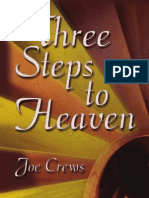 Three Steps to Heaven - By Joe Crews