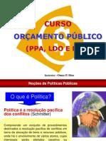NOÇÕES DE POLÍTICAS PÚBLICAS
