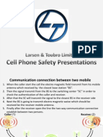Cell Phone Safety & Health