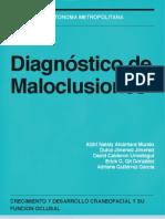 Diagnóstico de Maloclusiones