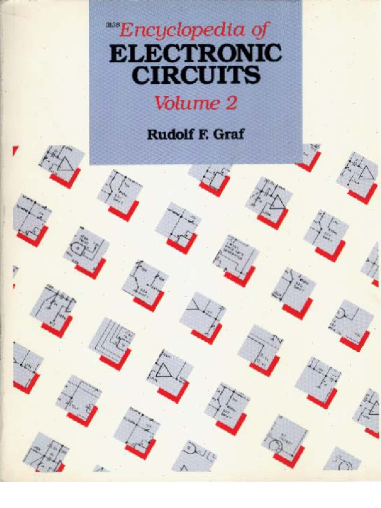 Encyclopedia Of Electronic Circuits Volume 2 Rudolf F Graf 12v Piezo Siren Circuit Ear Piercing Sound Mcgraw Hill Tab Electronics 1988 Amplifier Operational