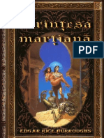 Edgar Rice Burroughs - Printesa Martiana