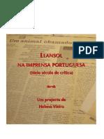 Llansol na Imprensa Portuguesa (Meio século de crítica)