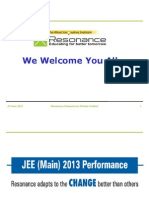 Presentation for ResoNET Day (for JB & JR)